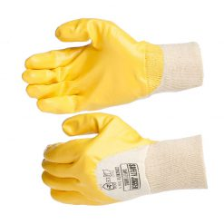 Safety Jogger Concrete / Găng sợi cotton phủ nitrile