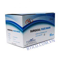 Khẩu trang than hoạt tính Surgical Face Mask