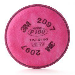 Tấm lọc bụi 3M 2097 - Tiêu chuẩn P100