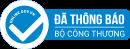 Logo website đã thông báo Bộ Công Thương